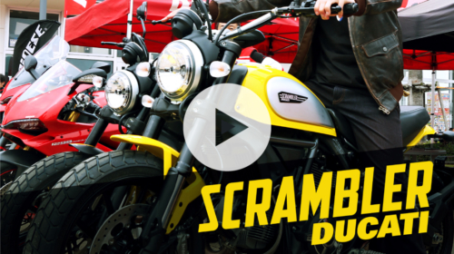 DUCATI SCRAMBLER -MOTORCYCLE MOVIE-
