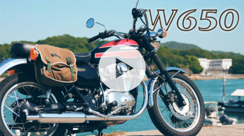 尾道ツーリング【KAWASAKI W650】-MOTORCYCLE MOVIE-