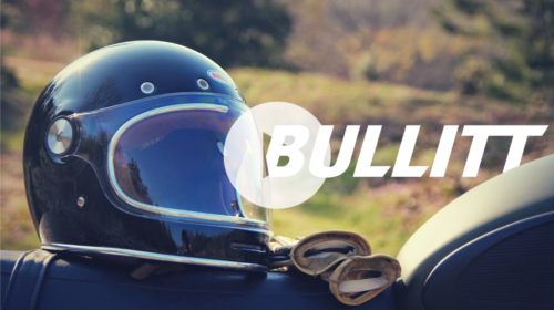 BELL BULLITT -MOTORCYCLE MOVIE-