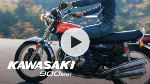 KAWASAKI Z1 -MOTORCYCLE MOVIE-